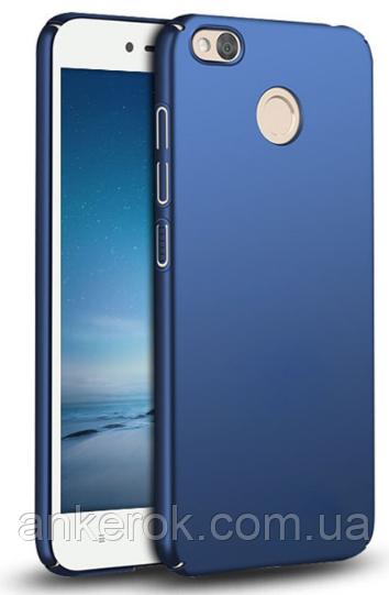 Чохол-бампер Mofi для Xiaomi Redmi 4x (Blue)