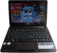 "Ноутбук Acer Aspire One D270 10"" 2GB RAM 250GB HDD"