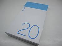 Power Bank GOLF Hive20 white-blue 20000mah