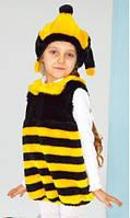 """Костюм новогодний """"Пчелка"""", на рост от 98 до 116 см., 315 гр."""