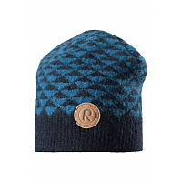 Зимняя шапка для мальчика Reima Kaamos 528557-6740. Размеры 50 - 56. , фото 1