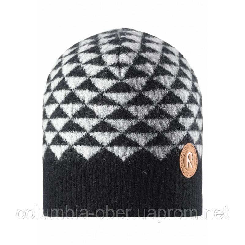 Зимняя шапка для девочки Reima Kaamos 528557-9990. Размеры 50 - 56.