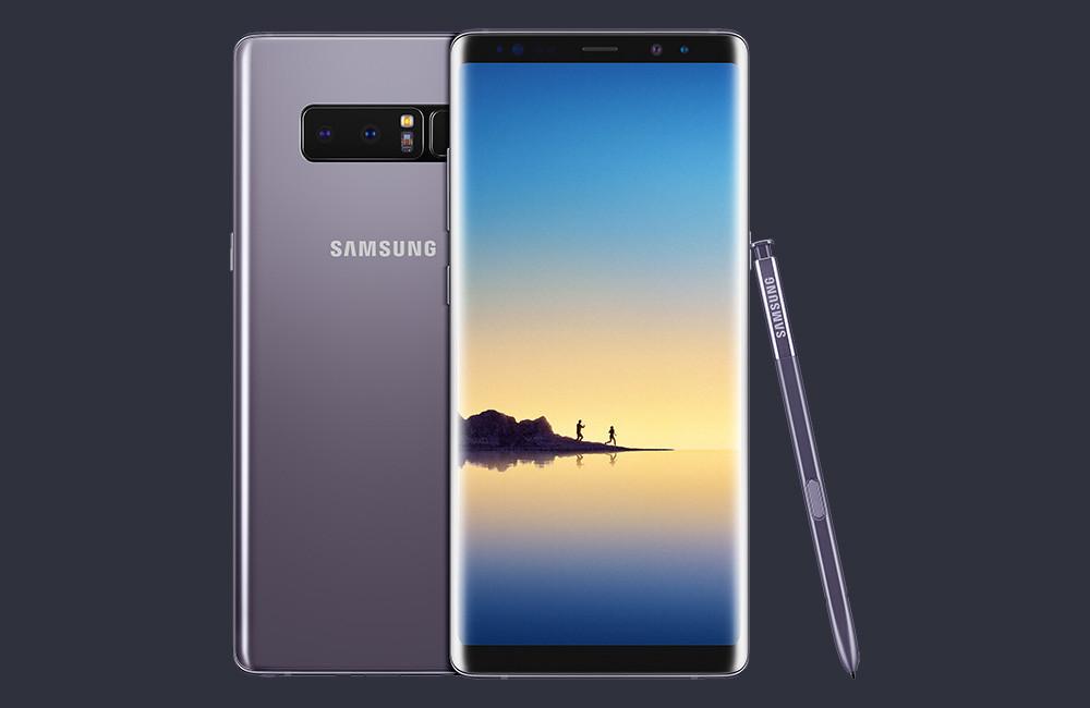 Смартфон Samsung N950FD Galaxy Note 8 Duos 6/64gb Grey 3300 маг Snapdragon 835 MSM8998