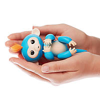 Интерактивная обезьянка Wow Wee, Синяя