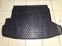 Коврик багажника резиновый для Nissan X-Trail 2007-15 г. Avto-gumm (Автогум)