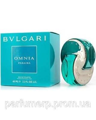 Bvlgari Omnia Paraiba (65мл), Женская Туалетная вода  - Оригинал!