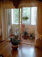Раздвижные двери и окна SWS