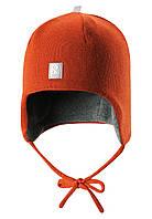 Зимняя шапка для мальчика Reima Auva 518423-2850. Размеры 46-52. , фото 1