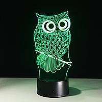 3D светильники, 7 разных цветов света, 3 режима мерцания. Ассортимент ниже
