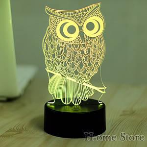 3D светильники,