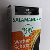 Крем для обуви Salamander  темно-коричневый dark brown  033, фото 1