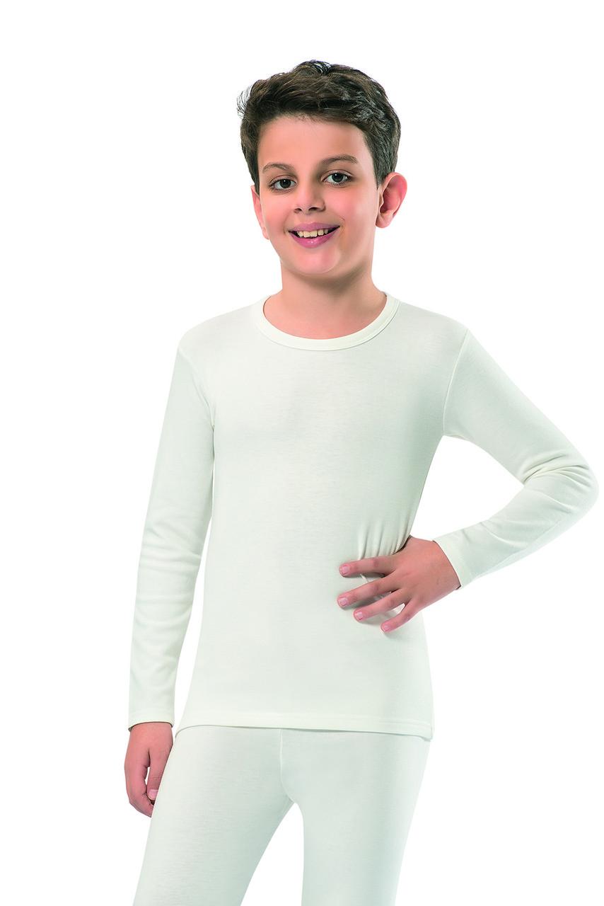 Детская термокофта экрю Jiber 903