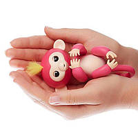 Интерактивная обезьянка Wow Wee, Розовая