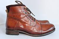 Мужские кожаные ботинки Dune London, 45р.