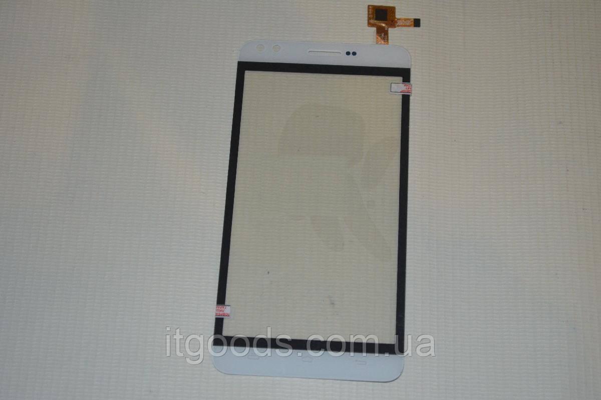 Оригинальный тачскрин / сенсор (сенсорное стекло) Prestigio MultiPhone