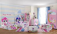 Детская комната Little pony