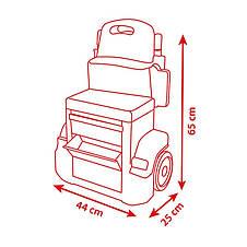 Мастерская грузовик Mack Cars Smoby 360208, фото 3