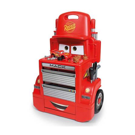 Мастерская грузовик Mack Cars Smoby 360208, фото 2