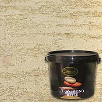Travertino Style, 15 кг Эльф декор