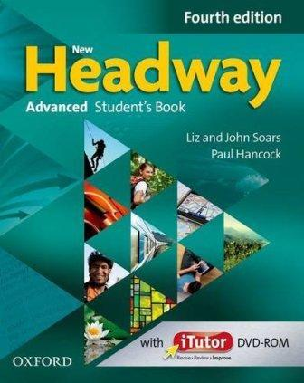 New Headway 4th Ed Advanced Student's Book and iTutor DVD-ROM (учебник)