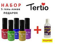Набор гель - лаков Tertio, 10 мл