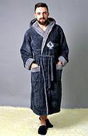 Мужской халат х9136