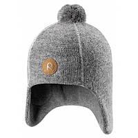 Зимняя шапка для мальчика Reima Reipas 528558-9400. Размеры 50 и 52. , фото 1