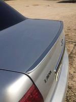 Лип спойлер багажника ВАЗ Приора 2170 , ABS пластик