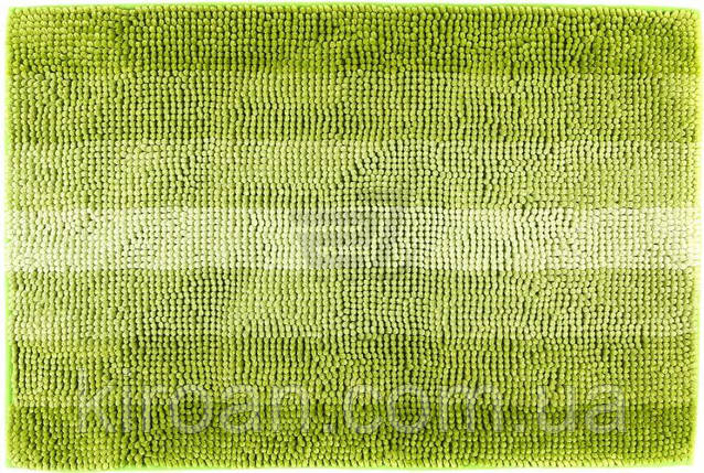 Коврик для ванной комнаты «МАХРАМАТ» 60х90 см (салатовый), фото 2