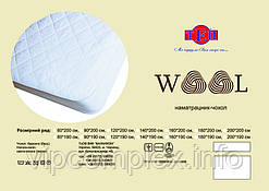 Наматрацник чохол Wool 80*190