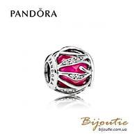 Pandora Шарм СИЯНИЕ ПРИРОДЫ #791969SRU серебро 925 Пандора оригинал