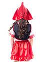 Детский карнавальный костюм для девочки Красная Шапка , фото 5
