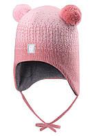 Зимняя шапка для девочки Reima Sammal 518426-4320. Размеры 46 и 48. , фото 1