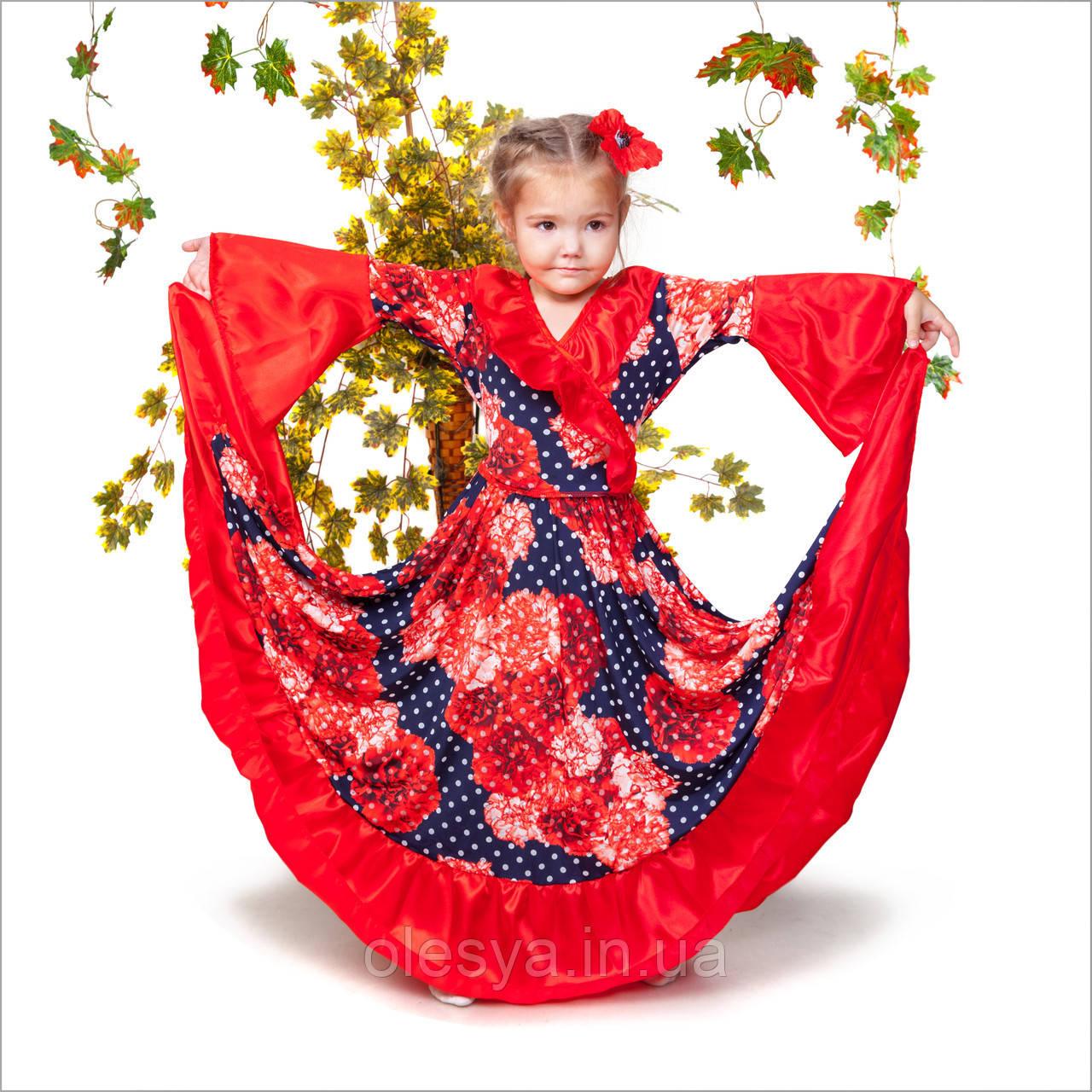 Детский карнавальный костюм Цыганки Два размера