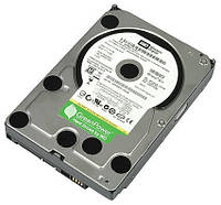 Жесткий диск для компьютера 500Gb Western Digital Caviar Green, SATA2, 16Mb, 5400 rpm (WD5000AACS) (Ref)