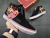 Кеды Vans Old Skool THRASHER replica AAA