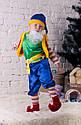 Детский новогодний костюм Лесного гнома РАЗМЕР 116 см-134 см, фото 4