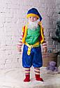 Детский новогодний костюм Лесного гнома РАЗМЕР 116 см-134 см, фото 7