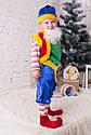Детский новогодний костюм Лесного гнома РАЗМЕР 116 см-134 см, фото 5