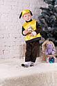 Детский костюм мультяшного персонажа Крепыш, фото 4