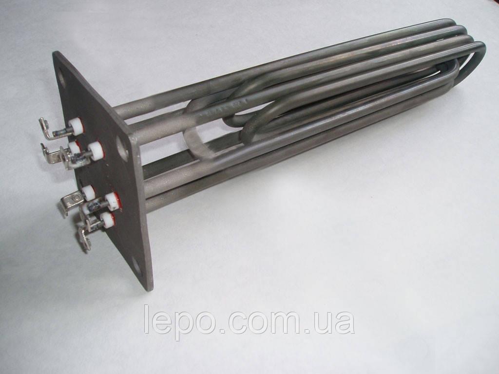 Блок 6 кВт из 3-х ТЭН для электрического котла отопления