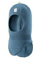 Зимняя шапка - шлем для мальчика Reima Starrie 518422-6740. Размеры 46  и 48., фото 1