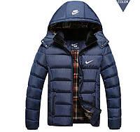 Мужская зимняя куртка, пуховик Nike оригинал.