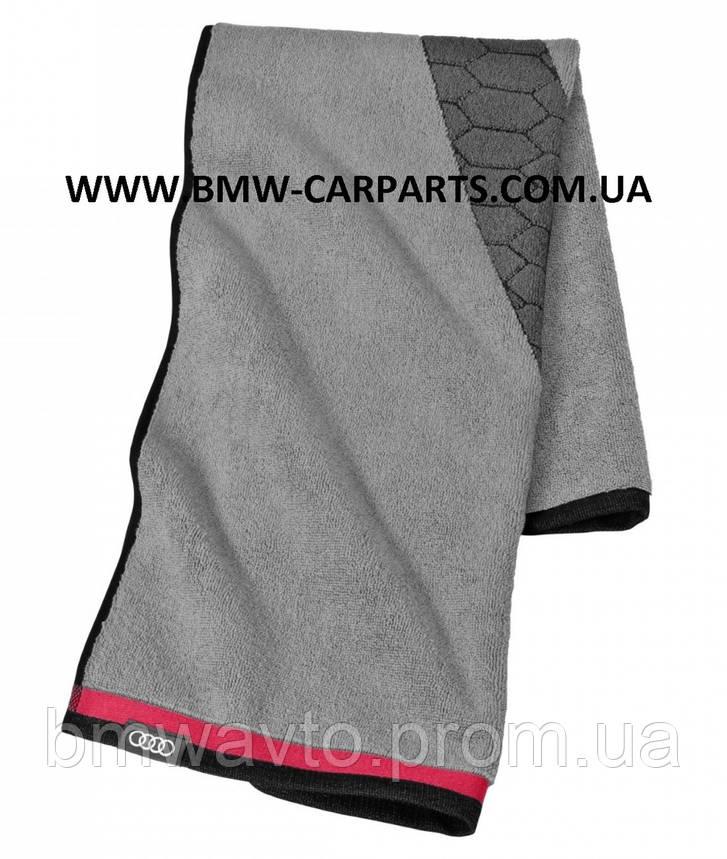 Большое полотенце для рук Audi Big Hand Towel, фото 2