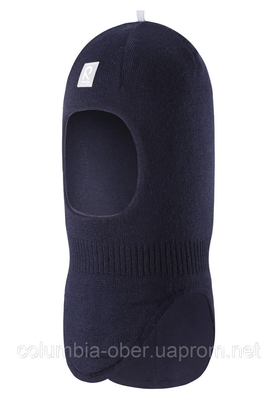 Зимняя шапка - шлем для мальчика Reima Starrie 518422-6980 Размер 48.
