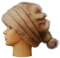 Женский головной убор,Барби норковая(кол.лед)