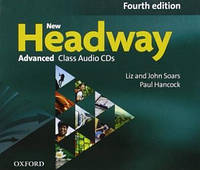 New Headway 4th Ed Advanced Class Audio CDs (аудио диски)