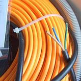 Двухжильный нагревательный кабель Woks-17 920W (57м), фото 2