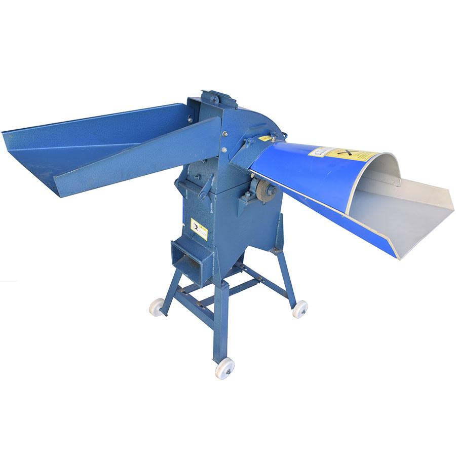 Многофункциональный кормоизмельчитель электрический MS-350 (2,2 кВт, до 500 кг/час)