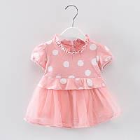 Платье для девочки размер 80.
